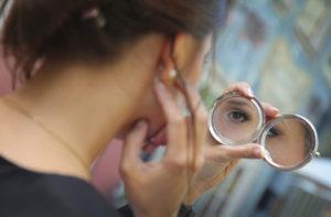 torz tükör