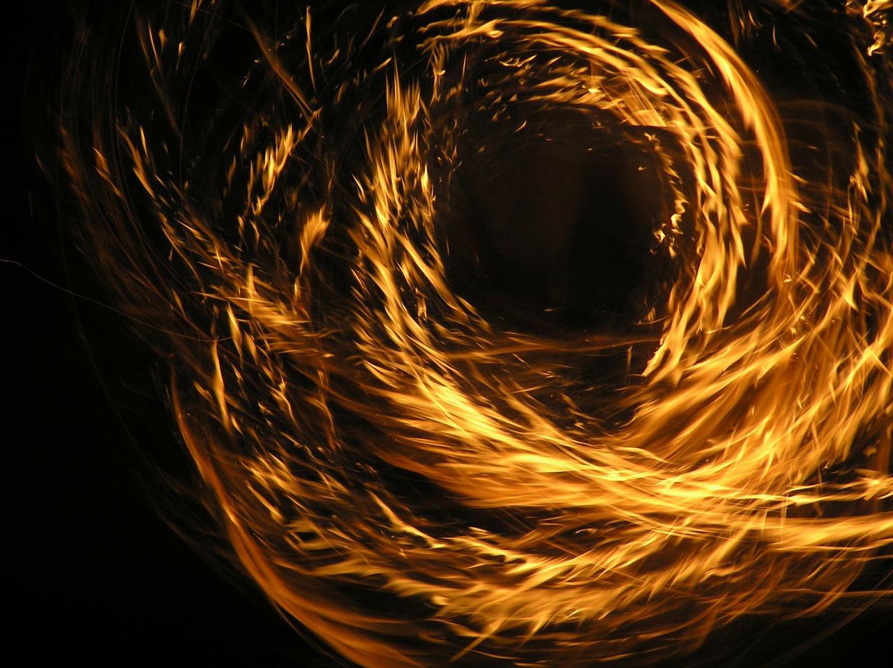 tűz tánc