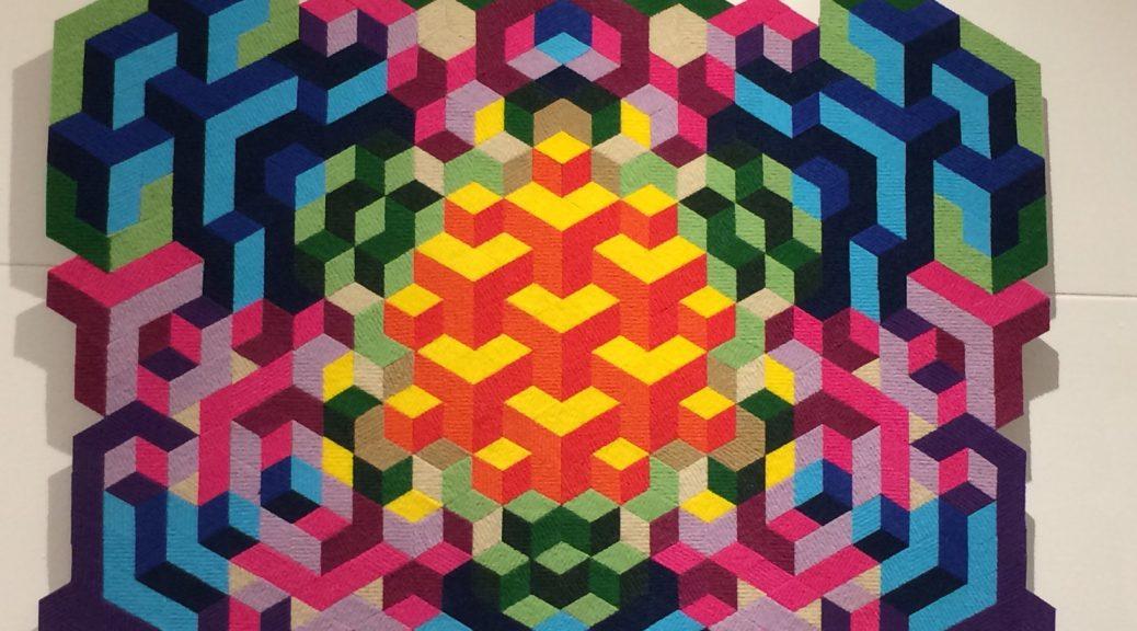 caraWonga, mozaik, szőnyeg, Nőkör